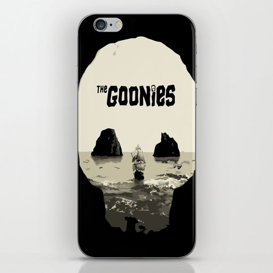 THE GOONIES iPhone & iPod Skin