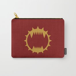 Warhammer 40k World Eaters Minimalist Print Carry-All Pouch