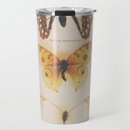 Change ... from caterpillars to butterflies Travel Mug