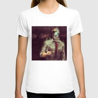 true detective T-shirts featuring True Detective by nlmda
