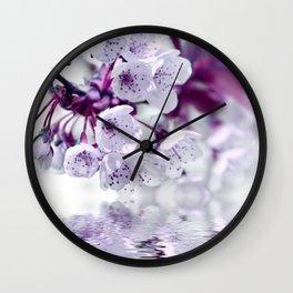 Spring 164 Wall Clock