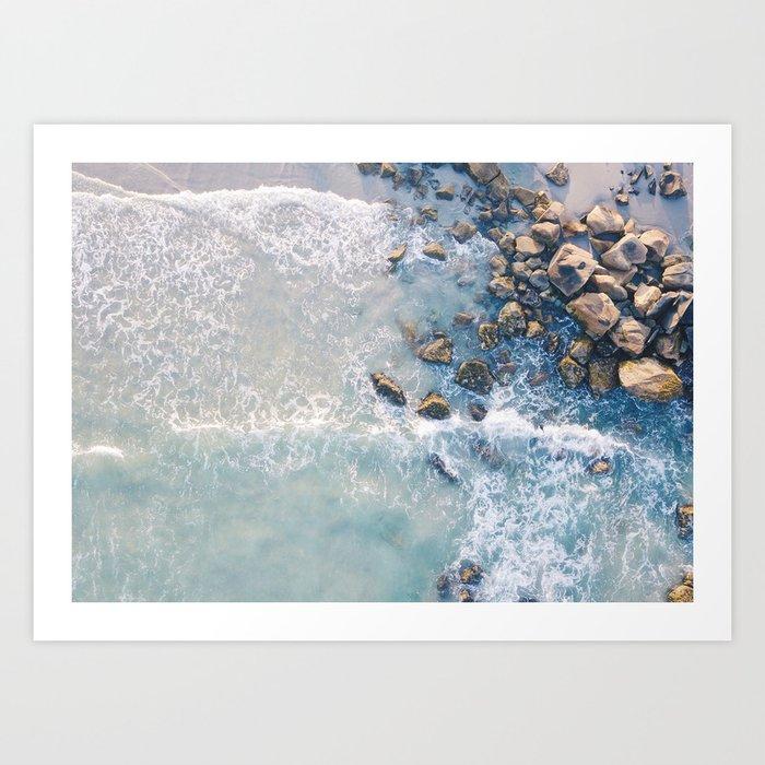 Beach Kunstdrucke