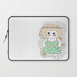 Daisy the Doll Laptop Sleeve