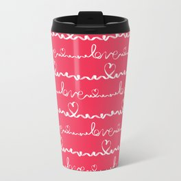 Love me tight Valentines Travel Mug