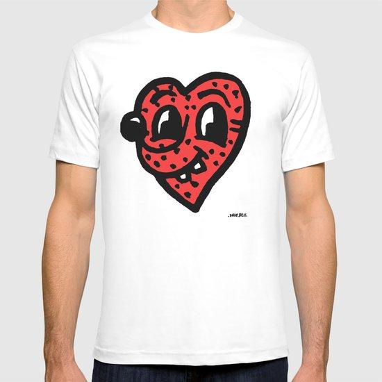 HEART. T-shirt