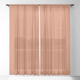 SANDSTONE Sheer Curtain
