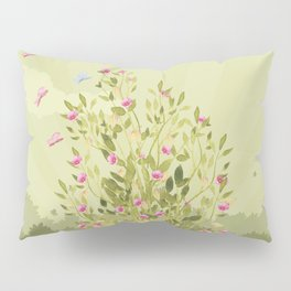 Just One flower Pillow Sham
