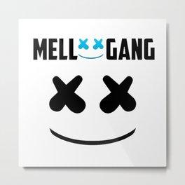 MARSHMELLO - (MELLO GANG) Metal Print