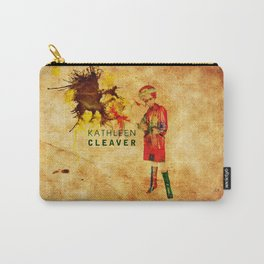 Kathleen Neal Cleaver Carry-All Pouch