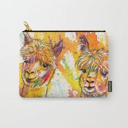 The Alpacas Carry-All Pouch