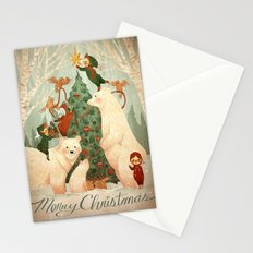 Christmas Card 2014 Stationery Cards