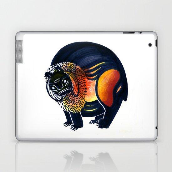Angry Lion Laptop & iPad Skin