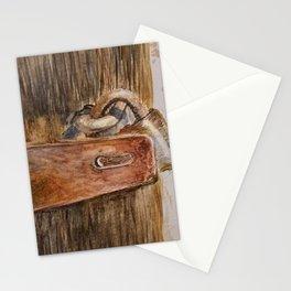 Padlock Stationery Cards