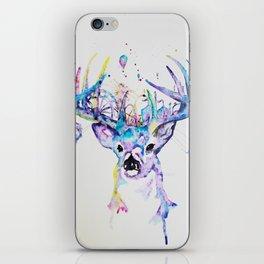 In My Mind iPhone Skin