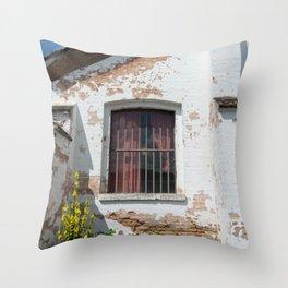 Museo Otavalango Throw Pillow