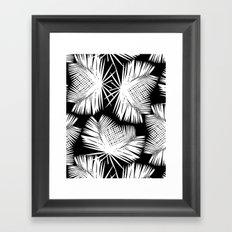 Loulu Midnight Framed Art Print