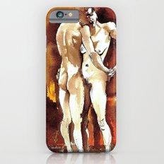 St. Valentine's Lovers Slim Case iPhone 6s