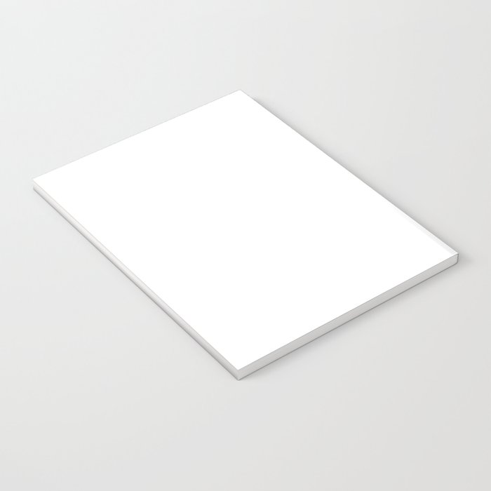 Aerial Silhouette on Paint Notebook