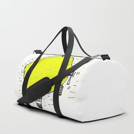 Lemon zeppelin Duffle Bag