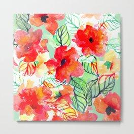 Floralia Metal Print