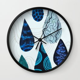 Drippin Wall Clock