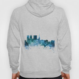 York England Skyline Hoody