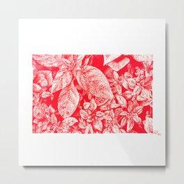 Nº 25 Herb Metal Print