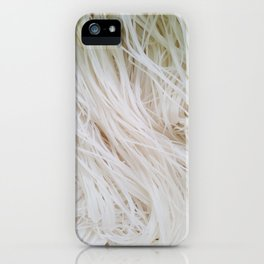 BEE HOON iPhone Case