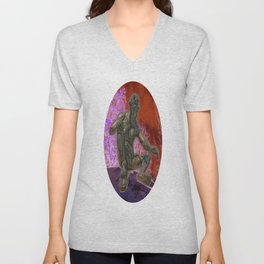 Devlish Unisex V-Neck