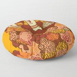 Monotony Floor Pillow