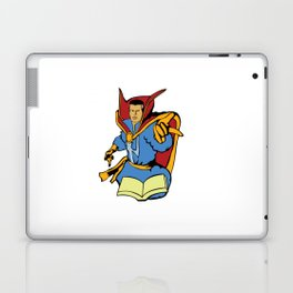 TAKE A LOOK IT IN A BOOK Laptop & iPad Skin