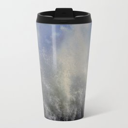 When Sandy Made Waves in Chicago #3 (Chicago Waves Collection) Travel Mug