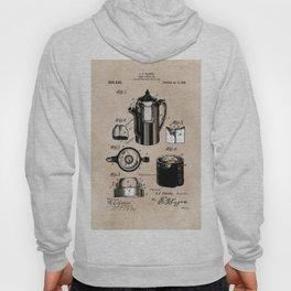 patent China Coffee pot - Blanke - 1909 Hoody