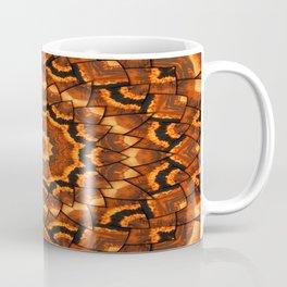 Africa sunset 3D kaleidoscope Coffee Mug