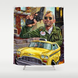 We the people Shower Curtain