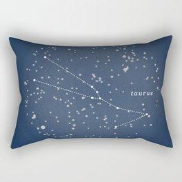 TAURUS - Astronomy Astrology Constellation Rectangular Pillow