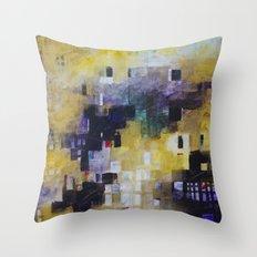 urban landscape 9 Throw Pillow