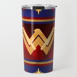 Wonder Power Courage Travel Mug