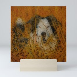 DOG DAY SUNNY AFTERNOON Mini Art Print