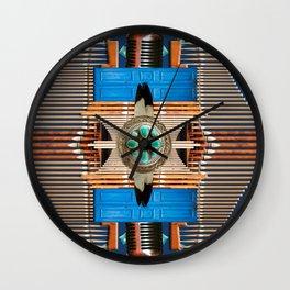 Organ Mountain Wall Clock