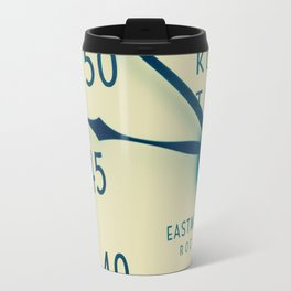 Keeping Time Travel Mug