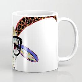 Hipster Goat Coffee Mug