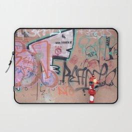 Cluj Graffiti Laptop Sleeve
