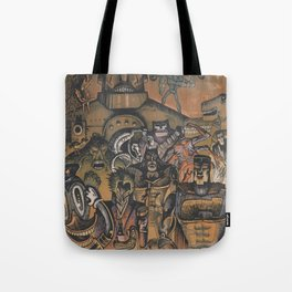 Army of Toys Tote Bag