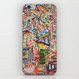 Adventures in Everything iPhone Skin
