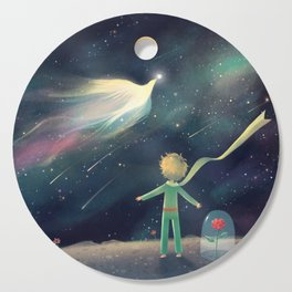 The Little Prince Cutting Board