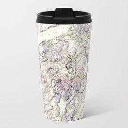 Europe Map Travel Mug