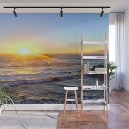 Ocean Beach, CA Wall Mural