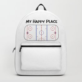 My Happy Place Backpack