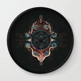 Transmutation Wall Clock